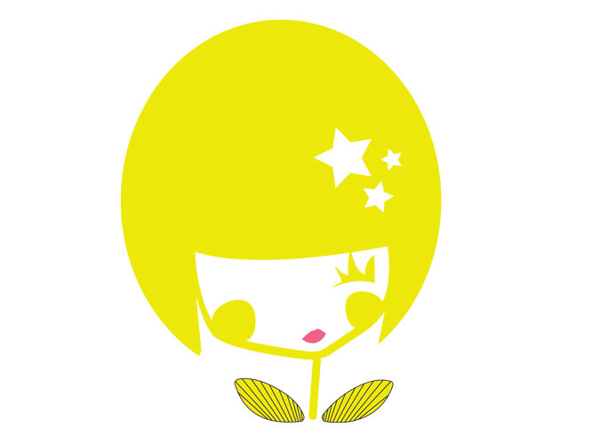 Flower Girl - Logo