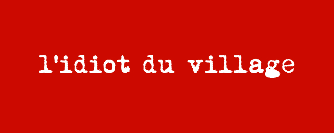L'Idiot du Village - Logo