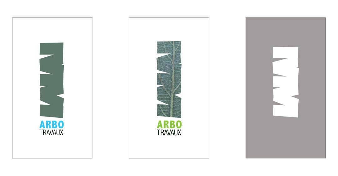 Arbo Travaux - Cartes de visite
