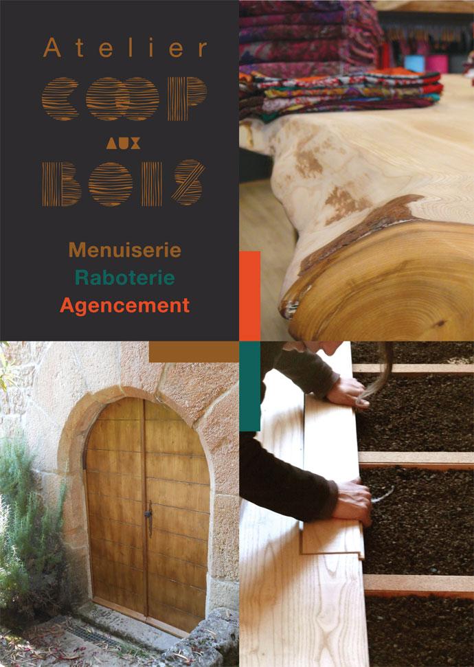 Coop aux Bois - Flyer
