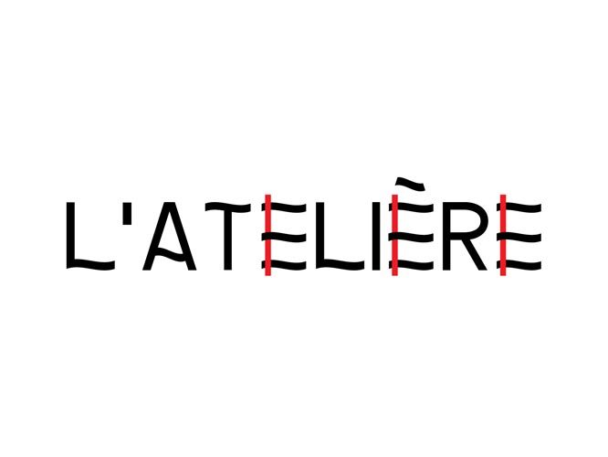 L'Atelière - Logo