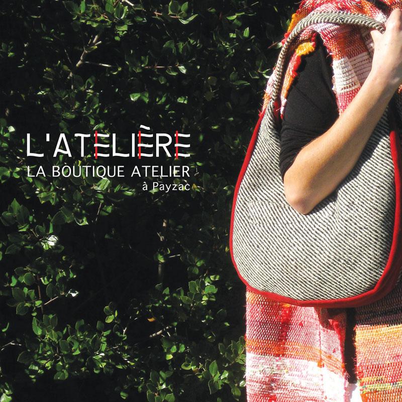 L'Atelière - Flyer