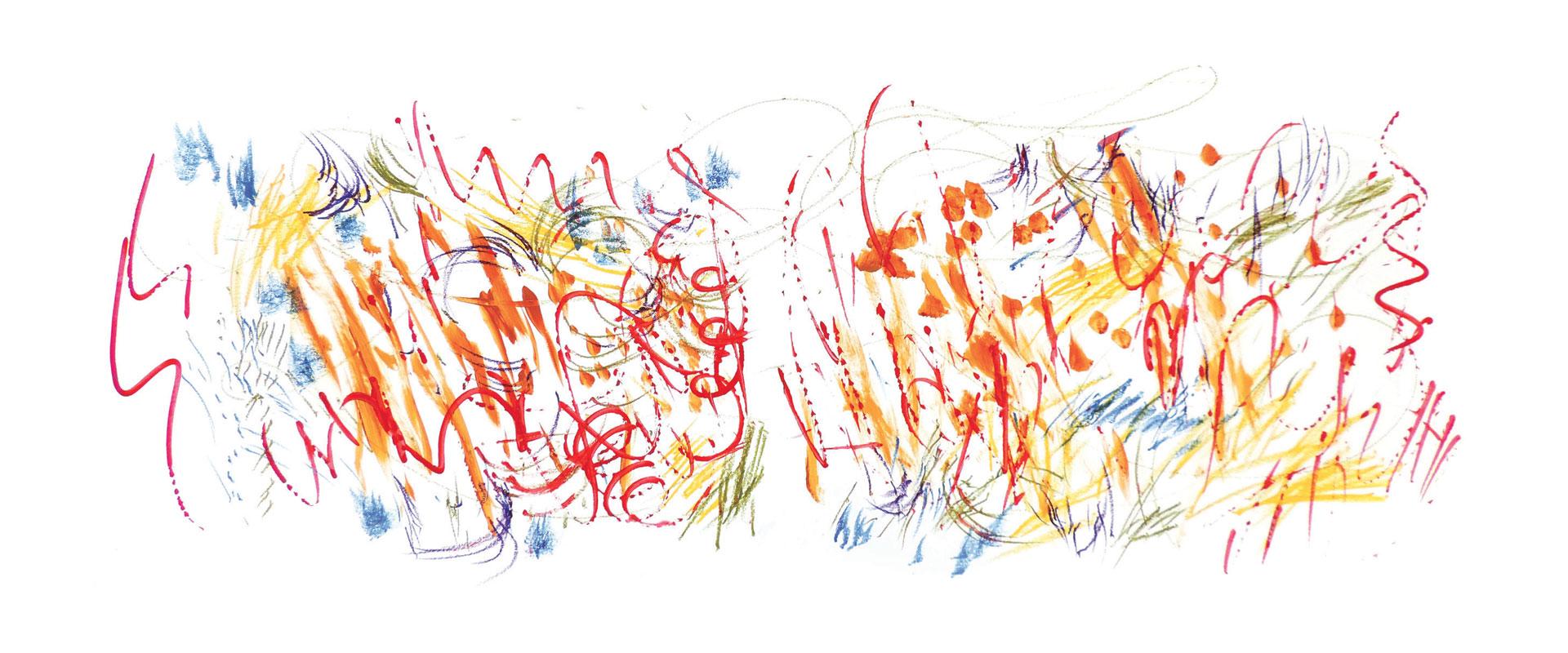Samuel Taussat - Peinture intuitive