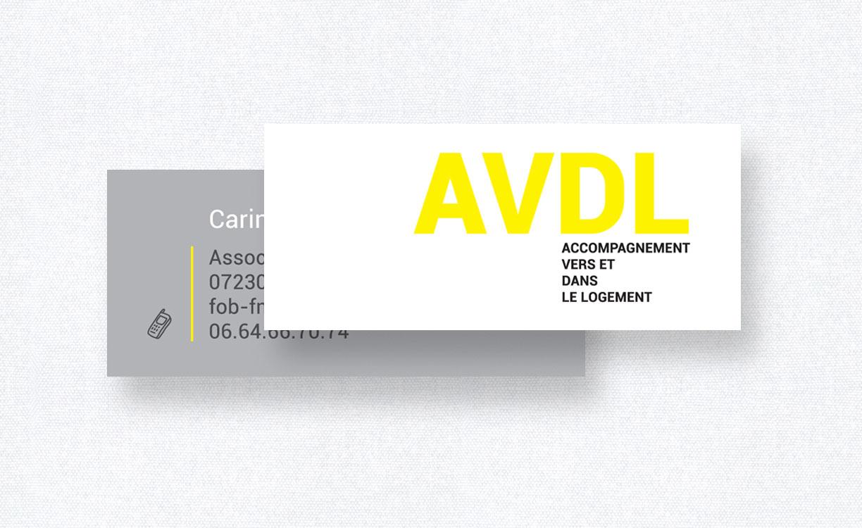 AVDL - Carte de visite