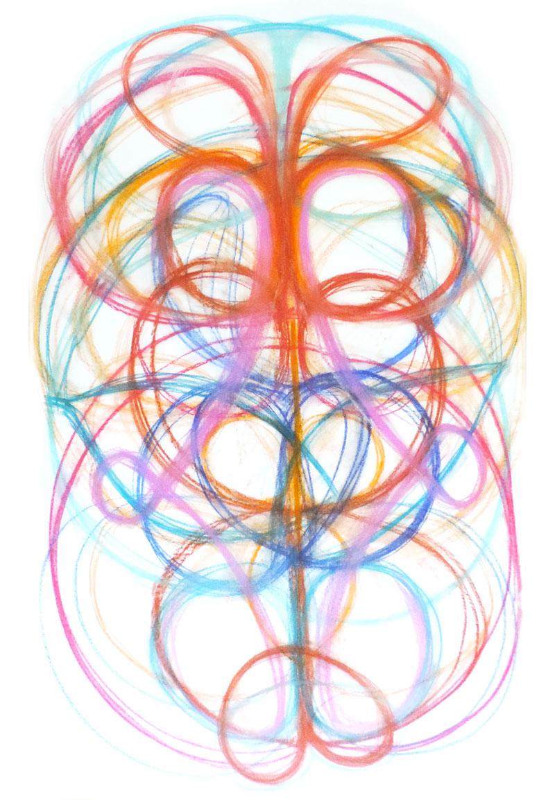 Sandra Brot - Peinture intuitive