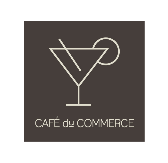 Café du Commerce - logo