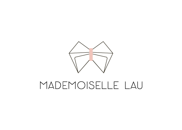 Mademoiselle Lau - Logo - Identité