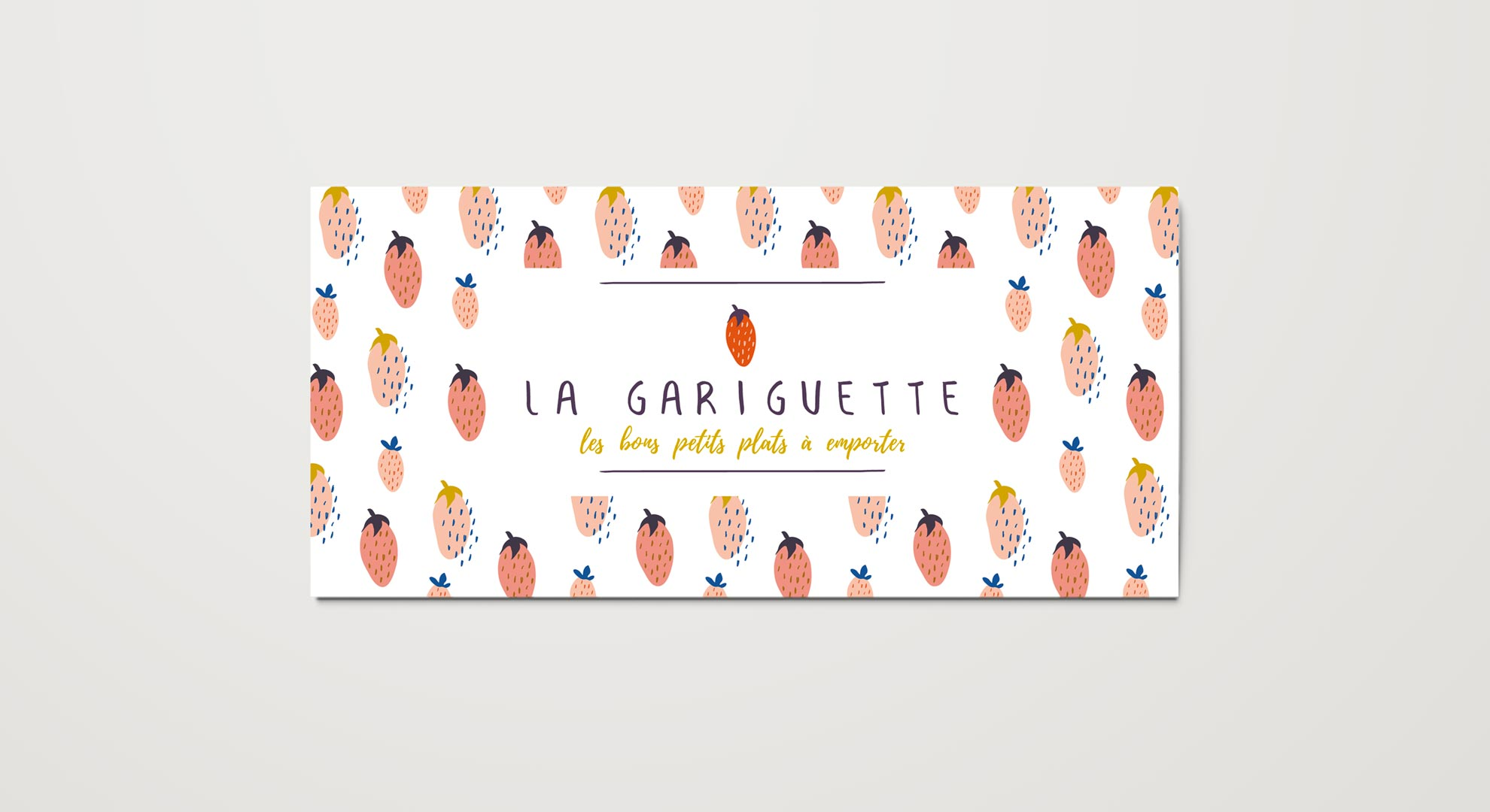 La Gariguette flyer