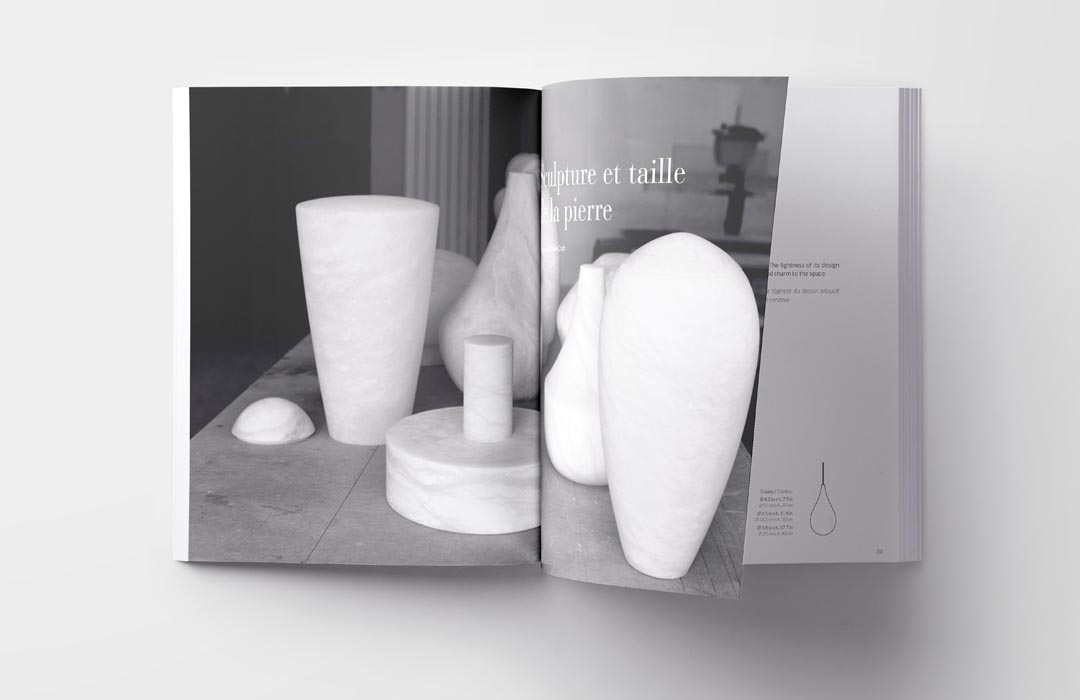 Atelier Alain Ellouz - Catalogue